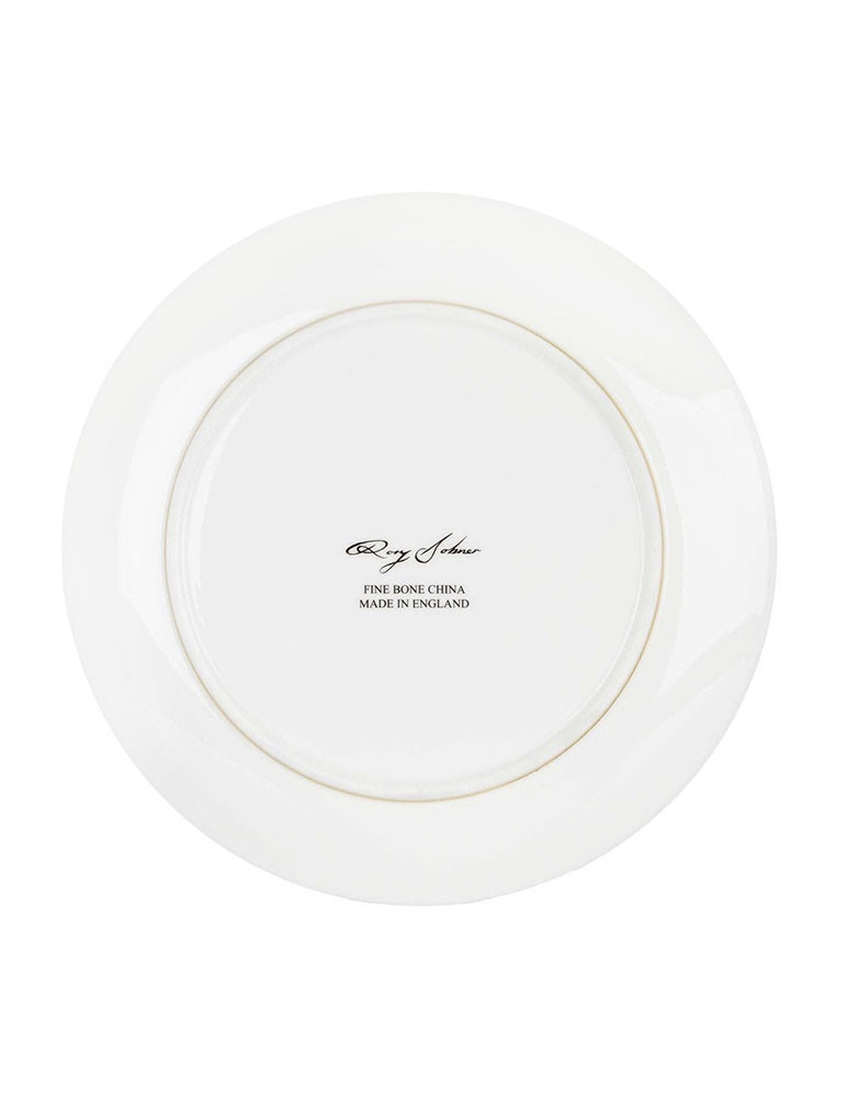 Question Mark Birdcage Plate