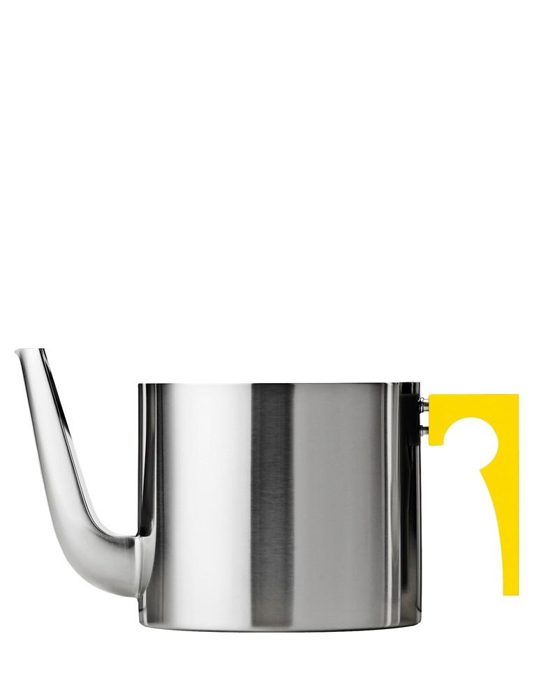"""Addcolour"" Yellow Tea Pot"