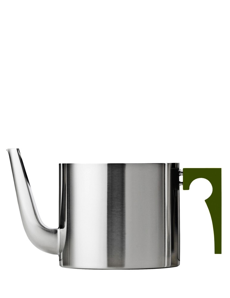 """Addcolour"" Green Tea Pot"