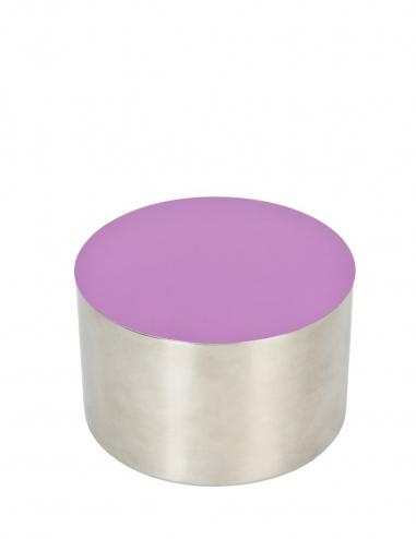 """Dot"" Purple Large Bowl"