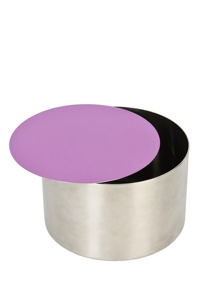 """Bol Grande Púrpura """"Dot"""""""