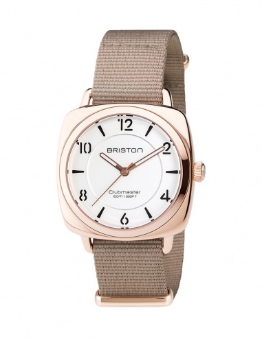 Clubmaster Chic Steel Watch
