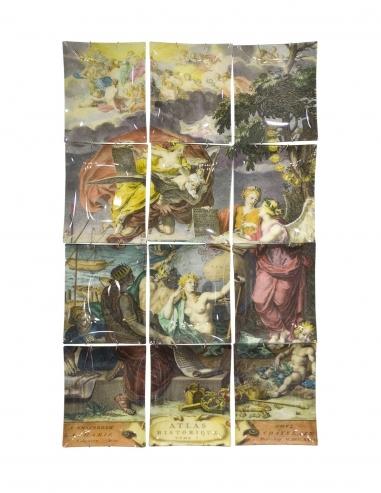 """Mural de Pared """"Renacimiento"""""""