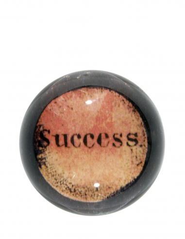 """""""Success"""" Dome Paperweight"""
