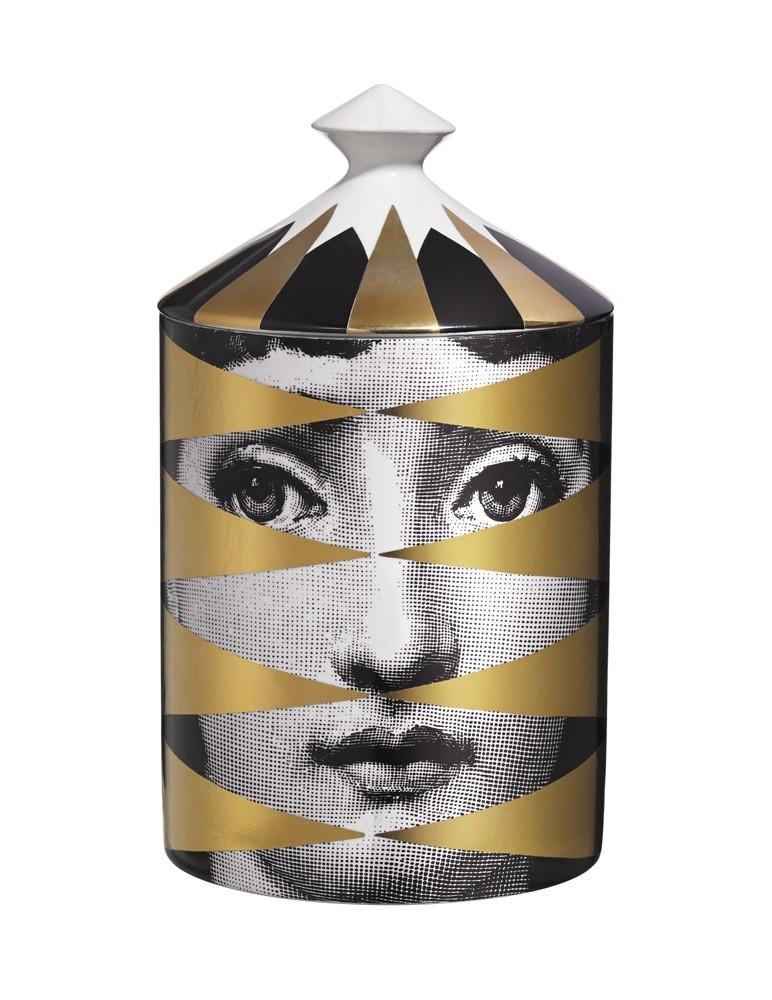 """Losanghe"" Oro - Vela perfumada"