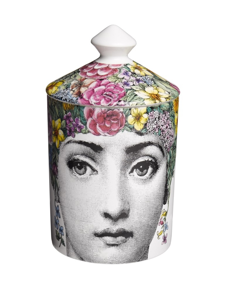 """Flora"" - Vela perfumada"