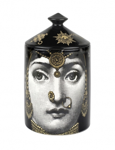 """L'eclaireuse"" oro - Vela perfumada"