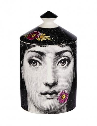 """Flora Requiem"" - Vela perfumada"