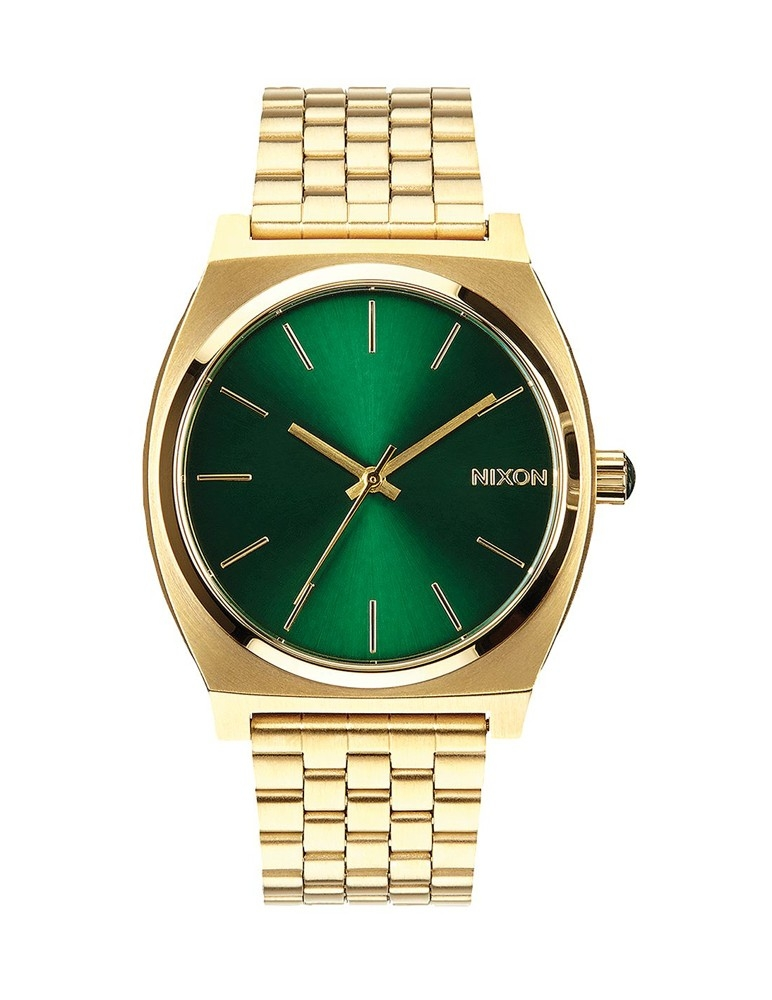 Time Teller 37 mm Oro/Verde