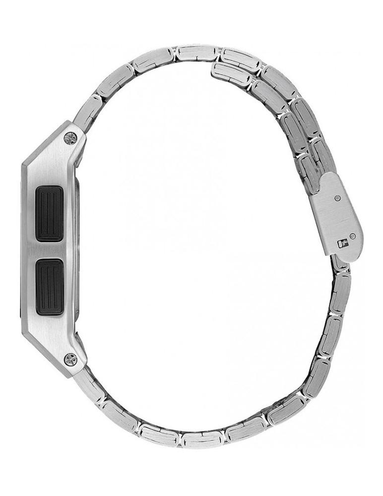 Base 38 mm Negro/Acero