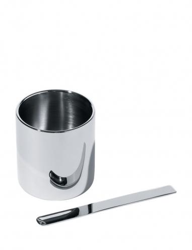 """""""JN05"""" Sugar Bowl & Spoon"""