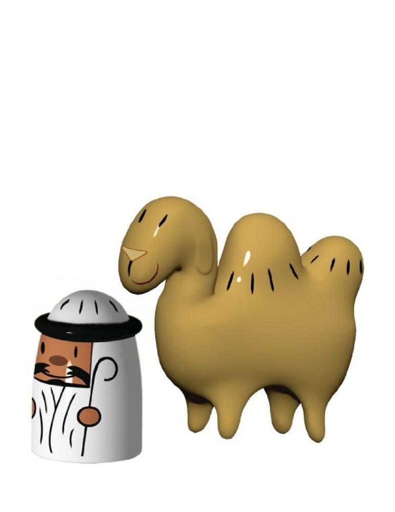 """""""Amir y Camelus"""" Figurines"""