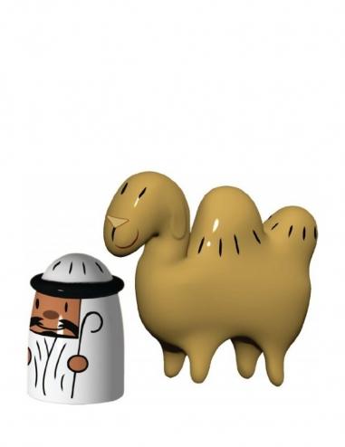 "Figuritas ""Amir y Camelus"""