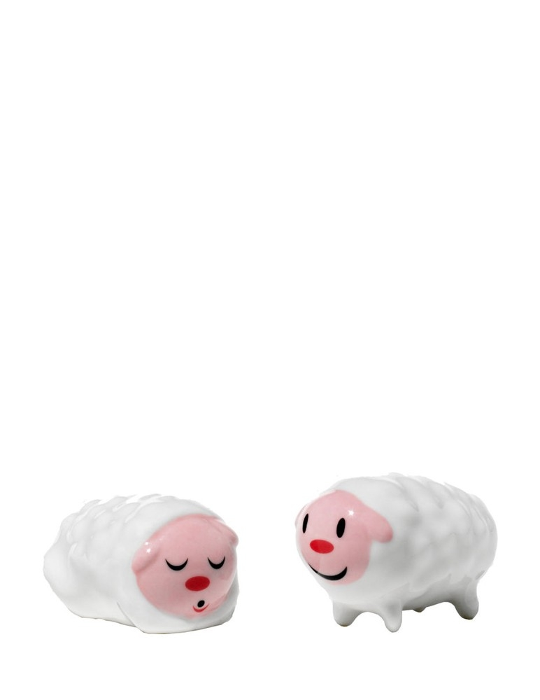 """Tiny little sheep"" Figurines"