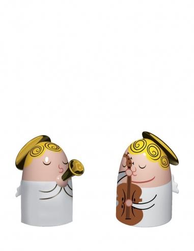 """Angels Band"" Figurines"