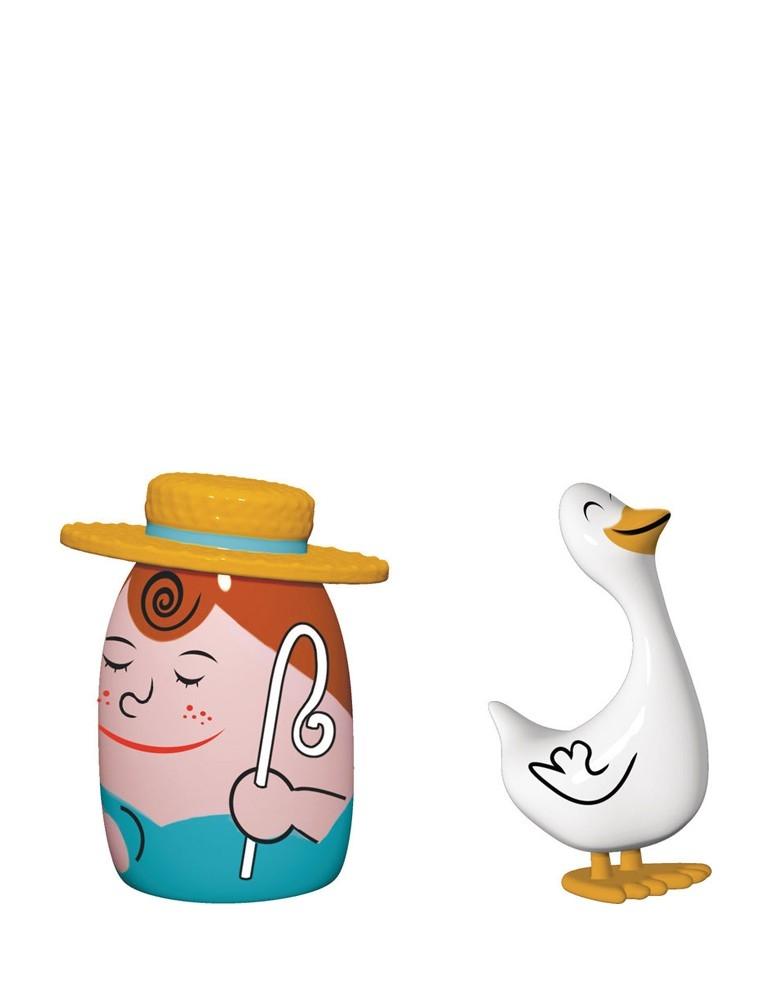 """Giulietta & Loca"" Figurines"