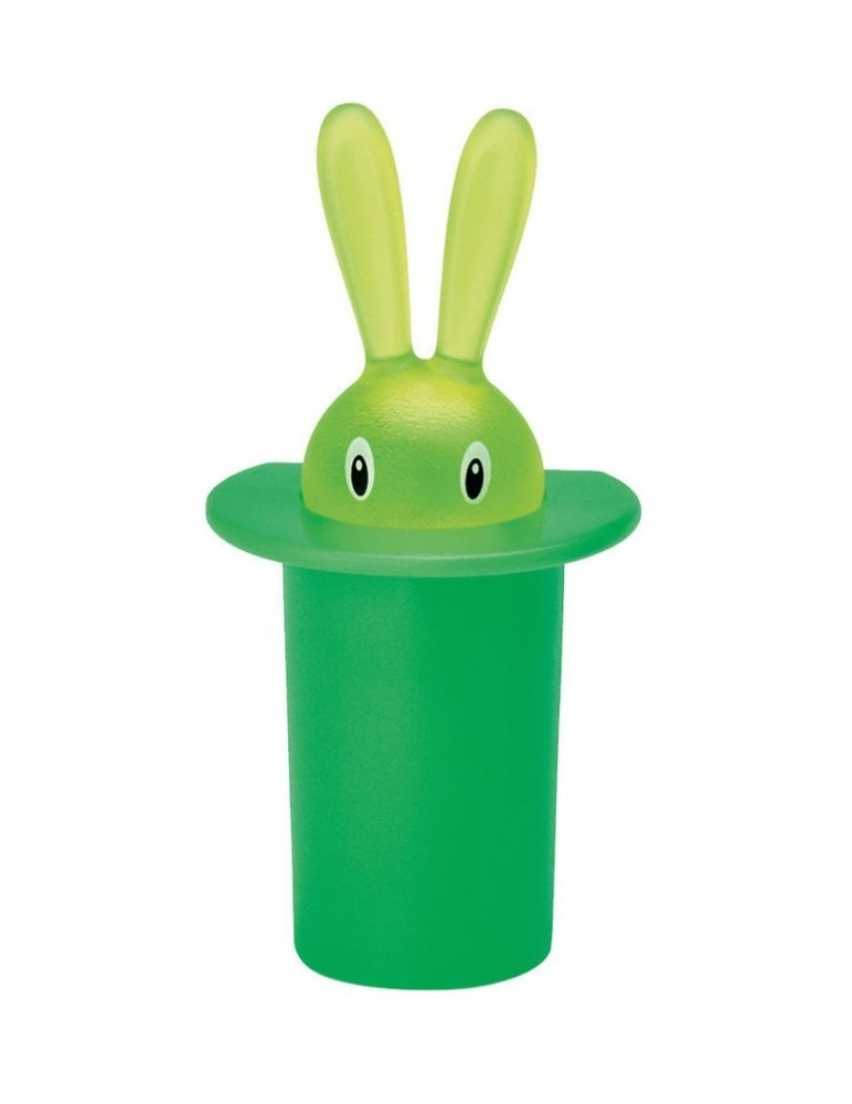 """Magic Bunny"" Toothpick Holder"
