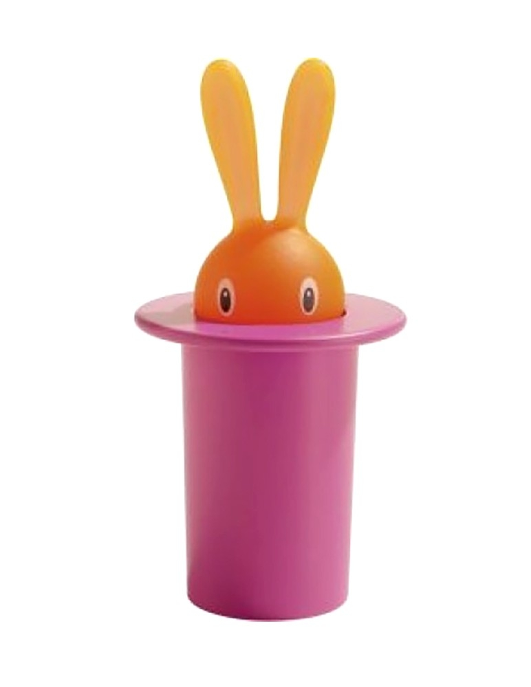 """Magic Bunny"" Toothpick Holder"