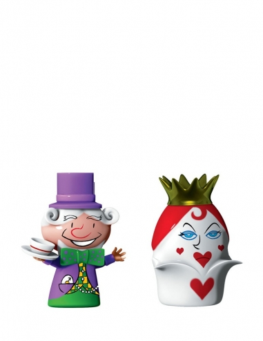 """The Hatter & The Queen of Hearts""..."