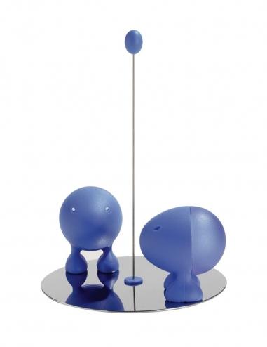 "Blue ""Lilliput"" Salt & Pepper Set"