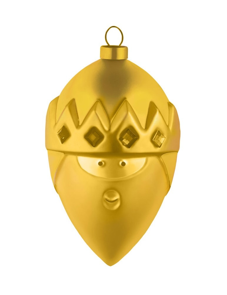 """Gaspare"" Christmas Bauble"