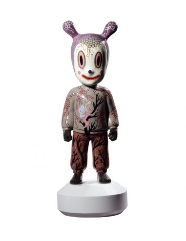 "Figura ""The Guest"" by Gary Baseman -..."