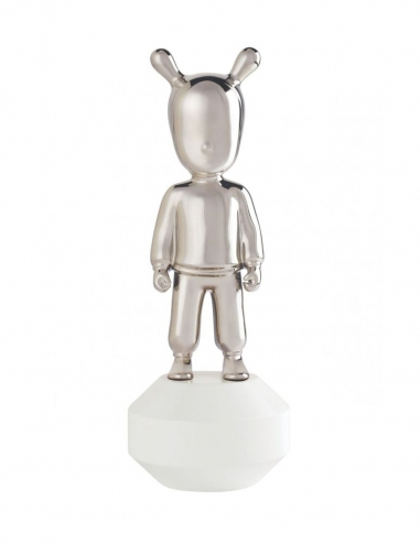 "Figura ""The Silver Guest"" - Pequeña"