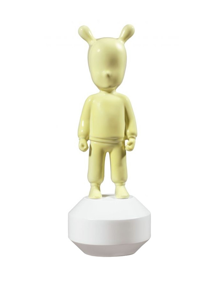 "Figura ""The Yellow Guest"" -..."
