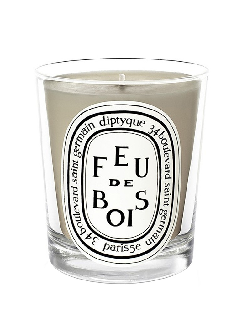 Feu de Bois - Scented Candle