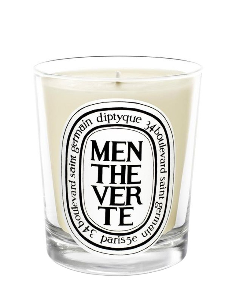 Menthe Verte - Scented Candle