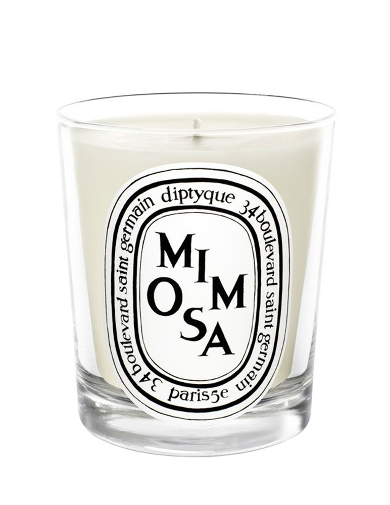 Mimosa - Scented Candle