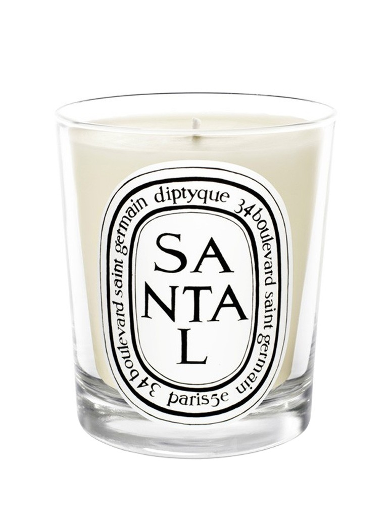 Santal - Scented Candle