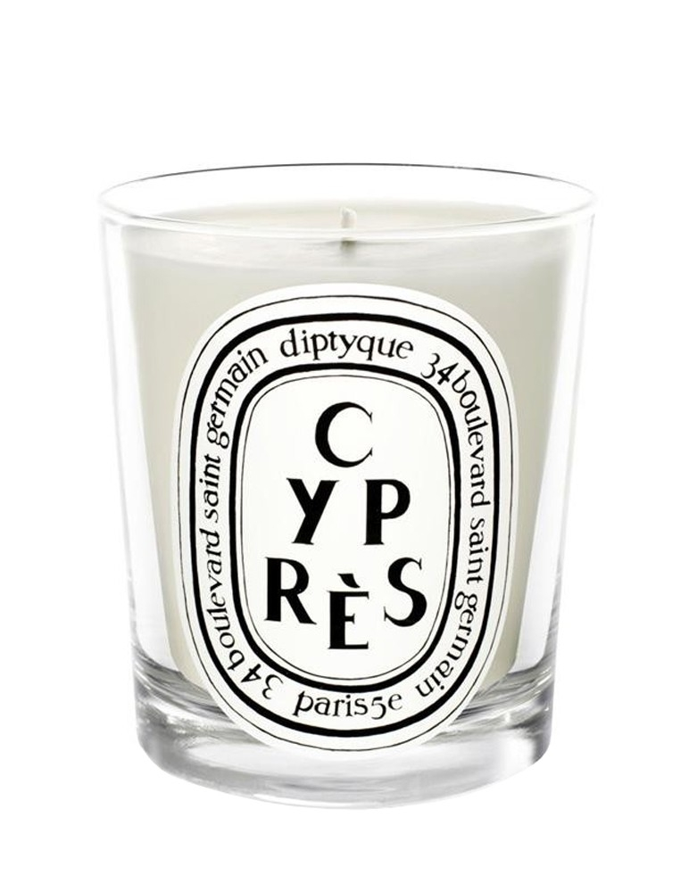 Cyprès - Scented Candle
