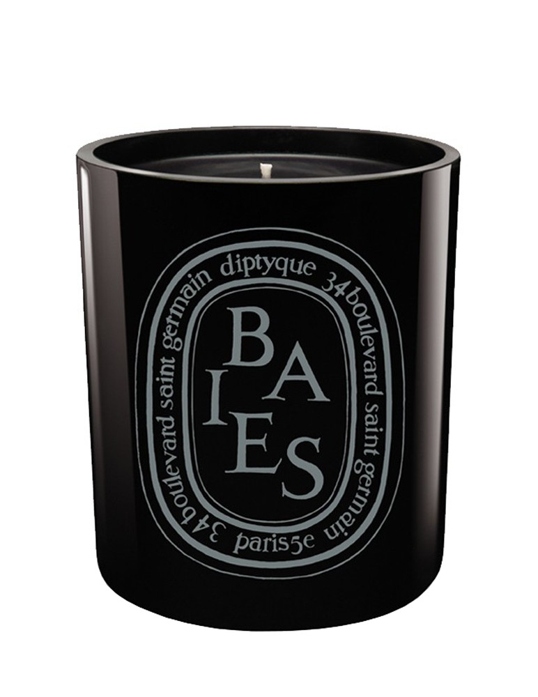 """Baies """"Noire"""" - Scented Candle"""