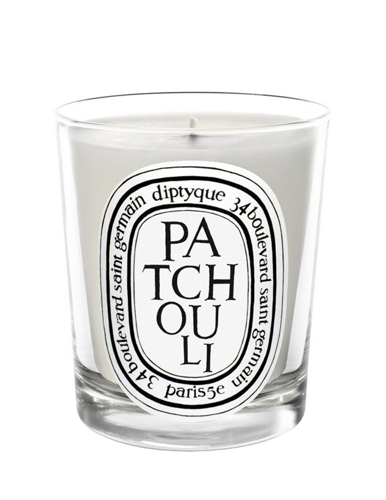 Patchouli - Scented Candle