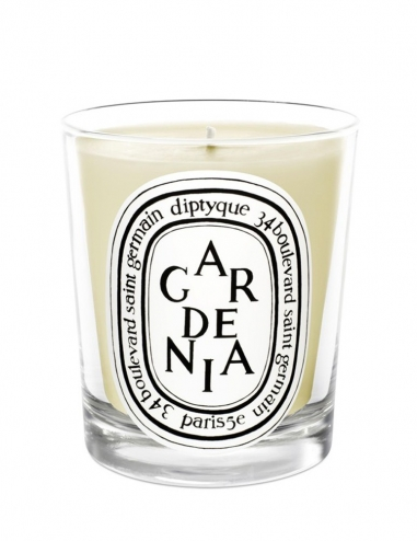 Gardenia - Vela Perfumada