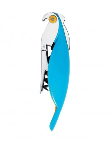 """Blue """"Parrot"""" Corkscrew"""