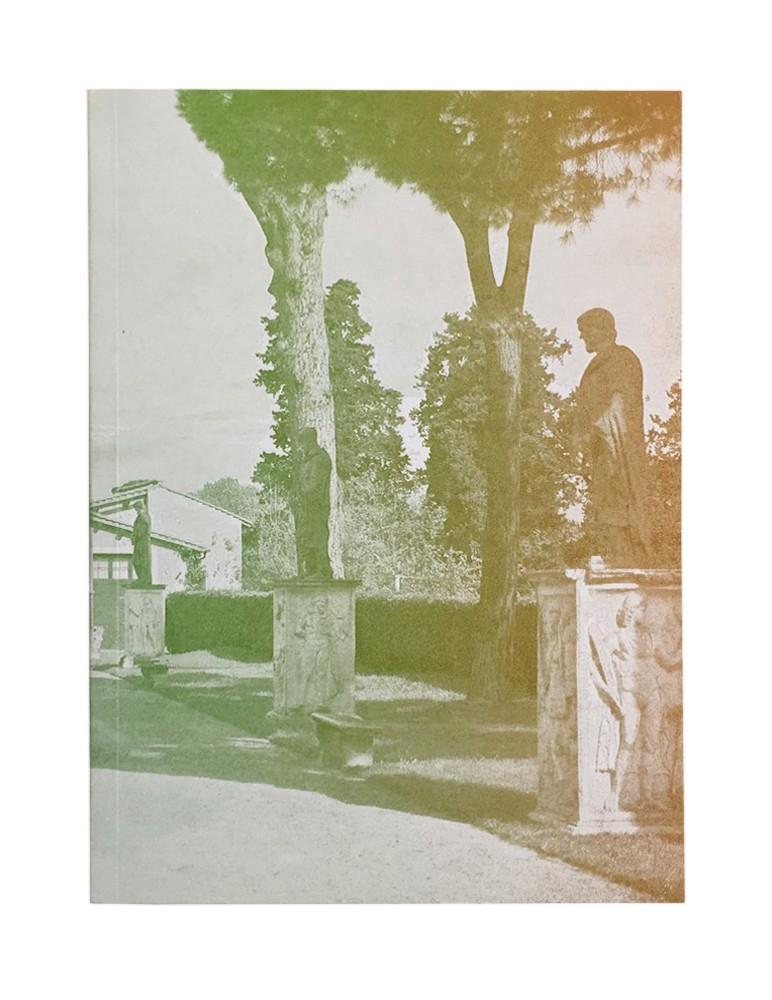 Villa Médicis Statues Notebook