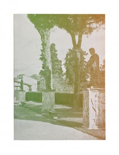 Villa Médicis Statues - Cuaderno