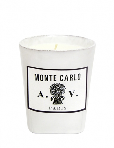 Monte Carlo - Ceramic Scented Candle