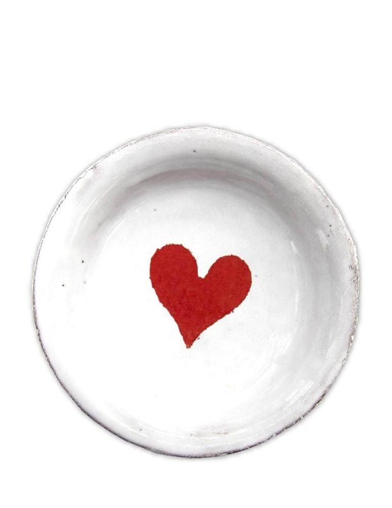 """""""Heart"""" Saucer"""