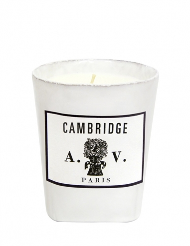Cambridge - Vela de Cerámica