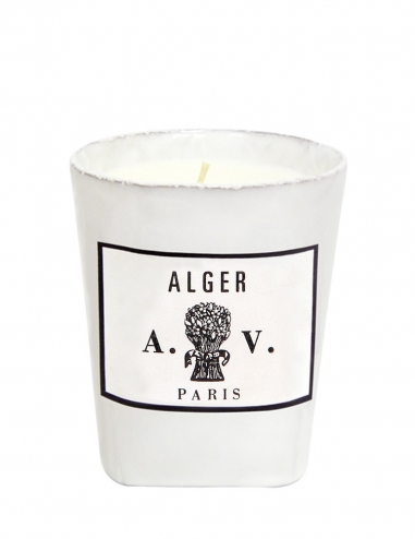 Alger - Ceramic Scented Candle