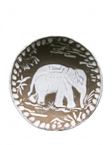 """""""Elephant"""" Ashtray"""