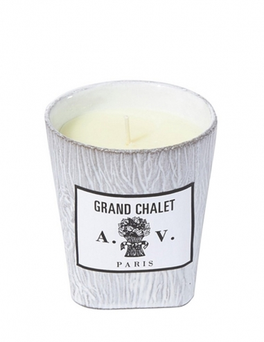 Grand Chalet - Ceramic Scented Candle