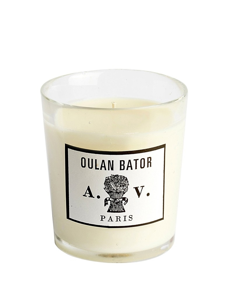 Oulan Bator - Scented Candle