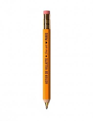Robusto - Lápiz mecánico amarillo