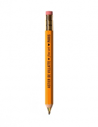 Robusto - Mechanical Pencil Yellow