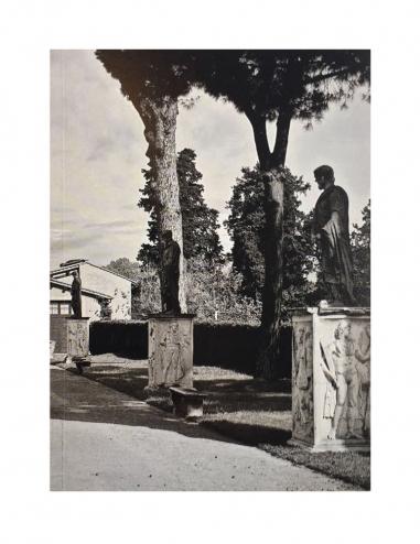 Villa Médicis Statues - Notebook