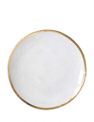 """Crésus"" Medium Saucer"